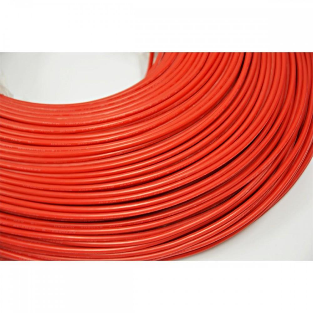 Przewód silikonowy czerwony 18AWG 0,82mm2 1m