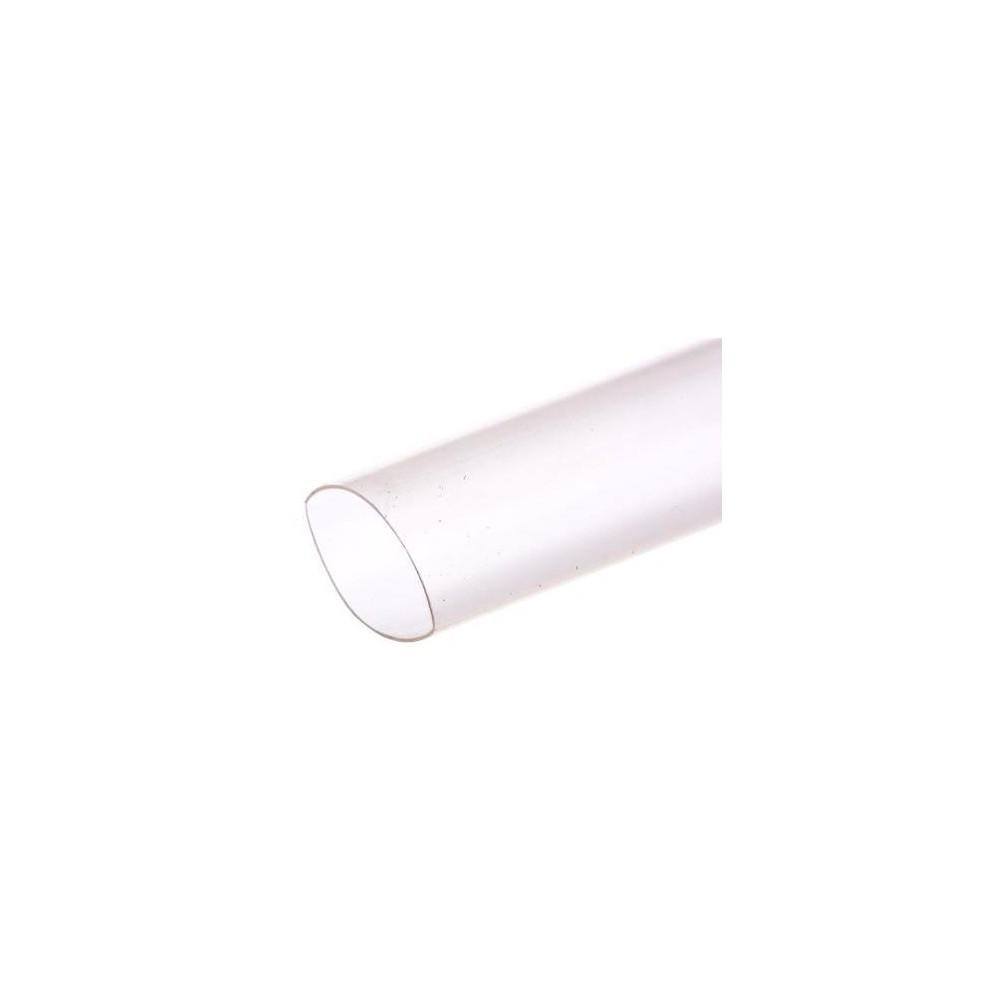Rurka koszulka termokurczliwa 10mm przeźroczysta 2:1