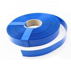 Rurka koszulka termokurczliwa 30mm niebieska 2:1