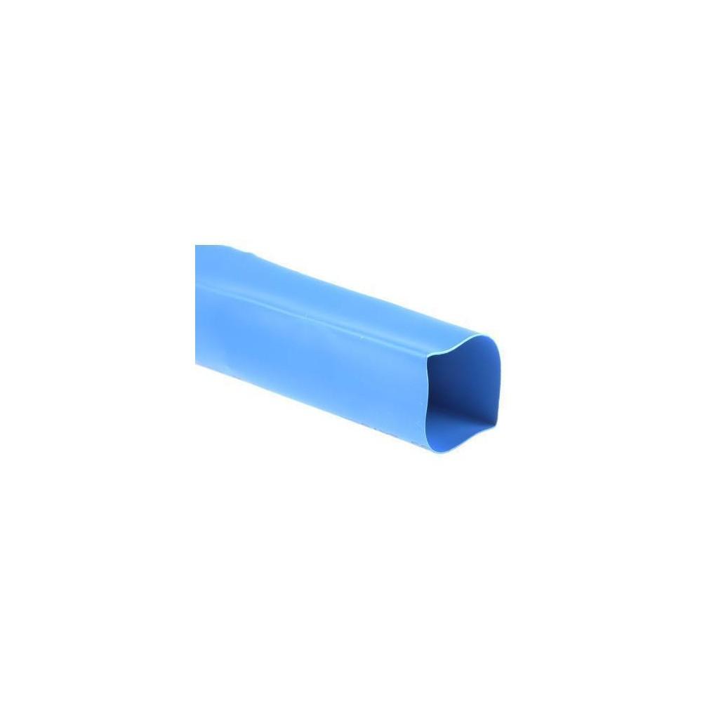 Rurka koszulka termokurczliwa 40mm Niebieska 2:1