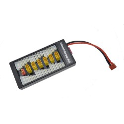 Rozdzielacz Rozgałęźnik LiPol XT60 Parallel charging board