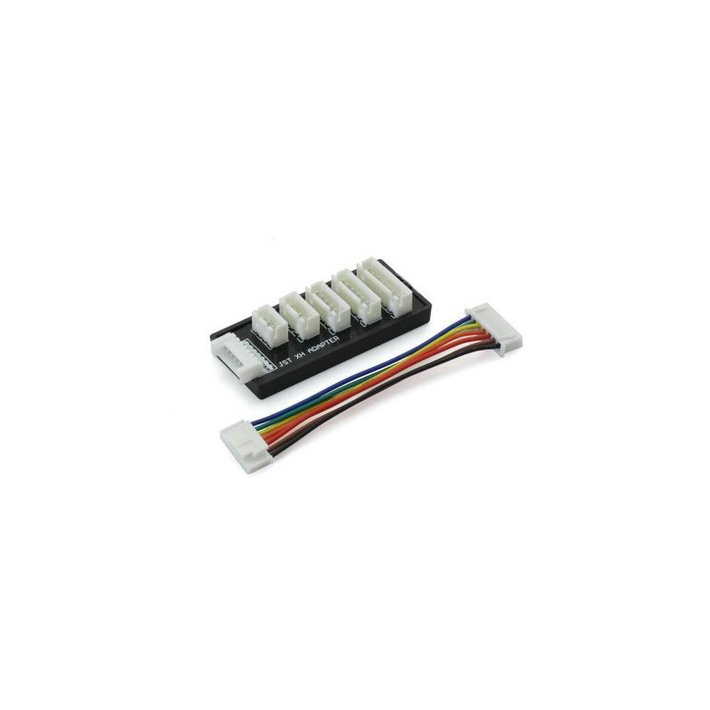 Adapter konwerter płytka balansera 2-6S do ładowarki