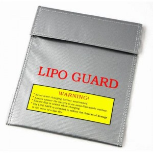 Torba ochronna na akumulatory Lipo Safe 23x30 cm