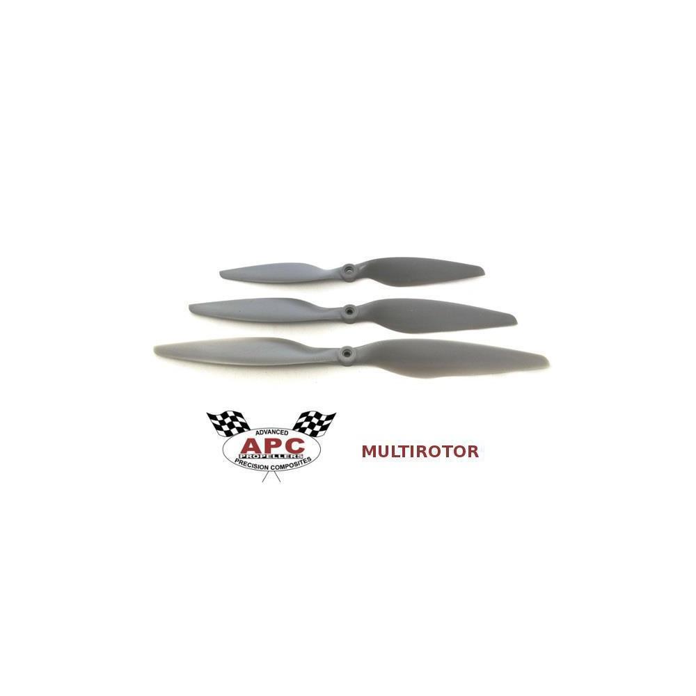 Śmigło 9x4,5 MR (prawe) CCW- APC Multi-Rotor Pusher