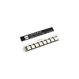 Matek Diody 2812 LED STRIP SLIM 5V 2 sztuki