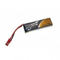 Li-pol Lipo Tattu Gens Ace 600mAh 3,7V 30C