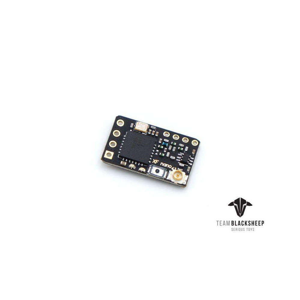 TBS Crossfire Nano RX + Immportal T antenna (SE)
