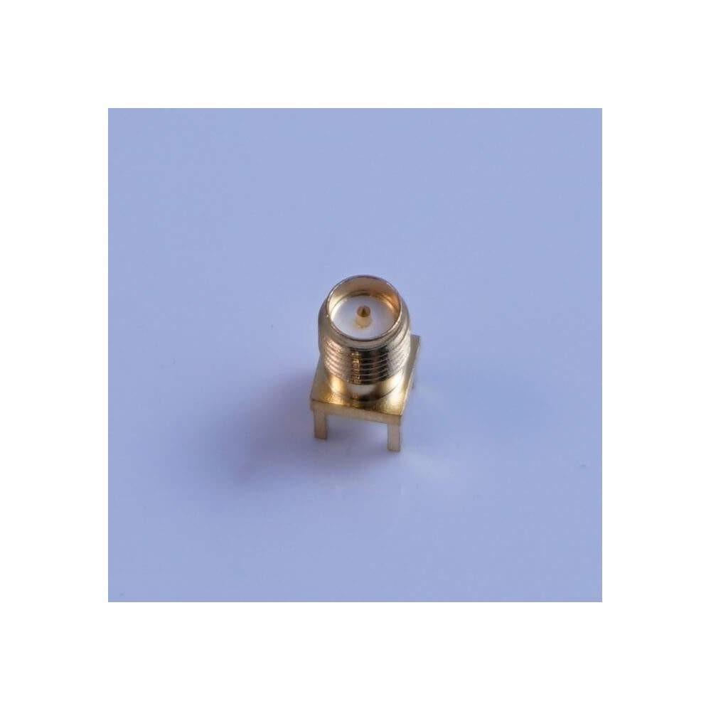 Adapter RP-SMA female mount mocowanie