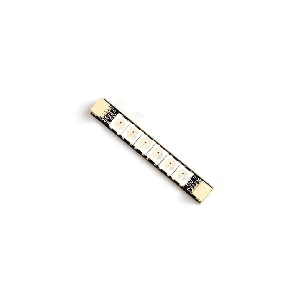 Ledy Matek RGB 6 LED 2812 4szt.