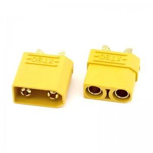 Konektor XT90 - para - Gniazdo + Wtyk