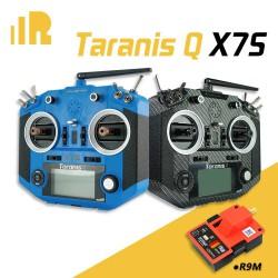 FrSky Taranis Q X7S blue