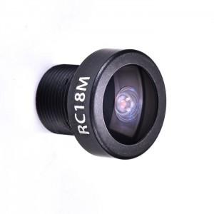 "Obiektyw RunCam 1/3"" 1.8mm M8 160°"