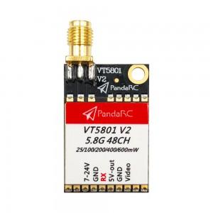 PandaRC VT5801 V2 25-600mW RP-SMA