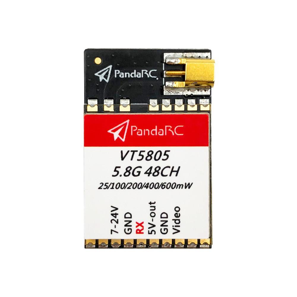 PandaRC VT5805 25-600mW MMCX
