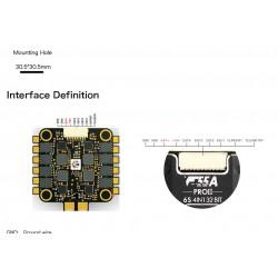 T-motor F55A ProII connect podłączenie