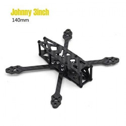Johnny 3inch 140mm Carbon Fiber Frame