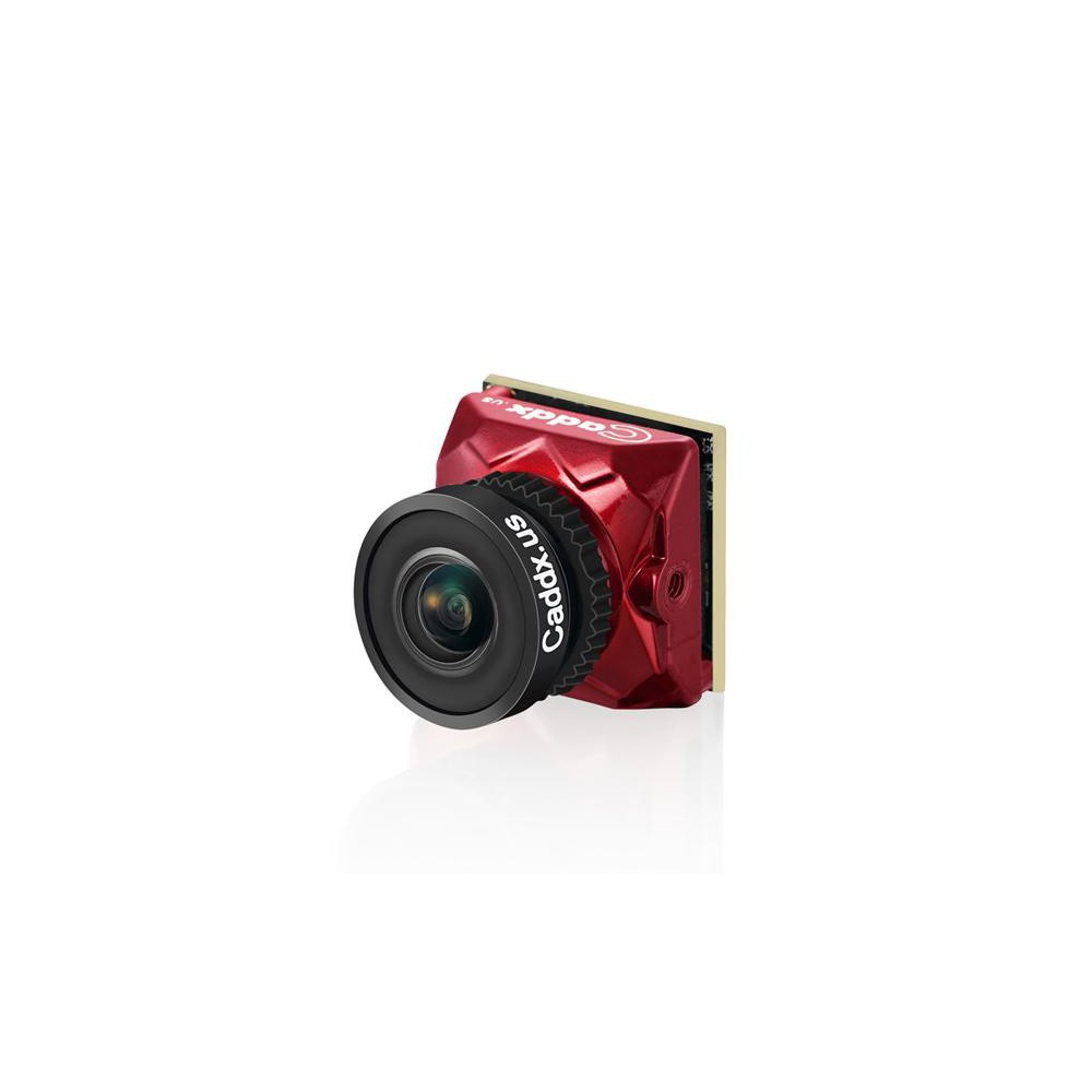 Kamera FPV Caddx Ratel 1200TVL 1.66mm (180°) / 2.1mm / 2.1mm+ND8