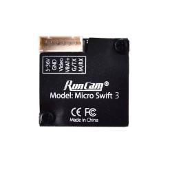 Kamera RunCam Micro Swift 3 - 2.1mm Zdalne OSD