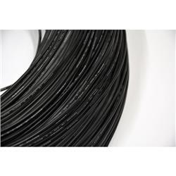 Przewód silikonowy czarny 18AWG 0,82mm2 1m-1931