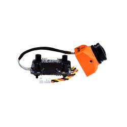 RunCam split 3 micro pozwala zarówno nagrywać w jakości 1080P/60FPS jak i pozwala korzystać z podglądu FPV.