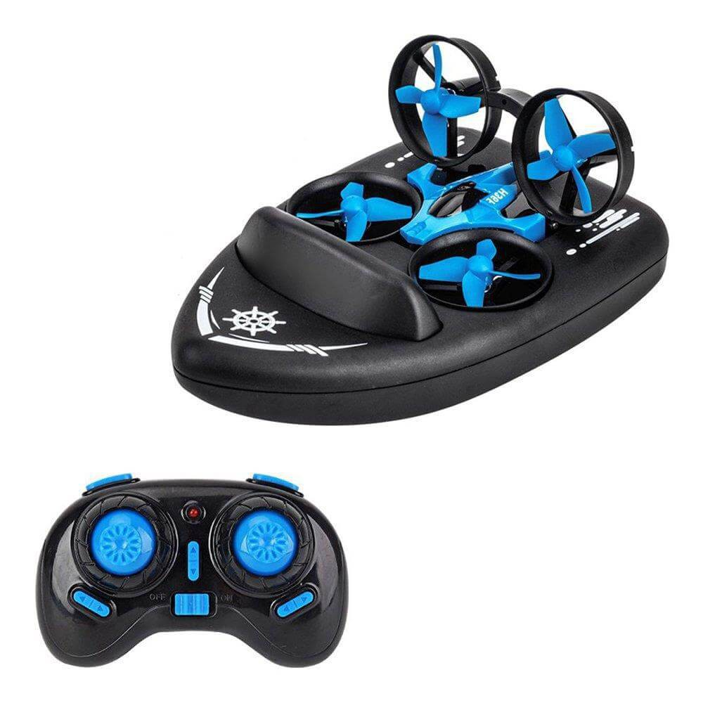 JJRC H36F Terzetto 2.4GHz 3in1 RC RTR