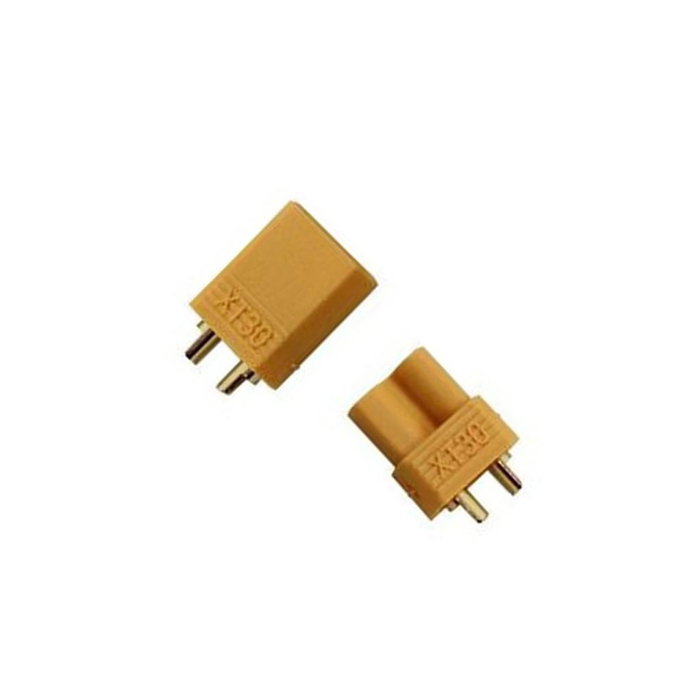 Konektor XT30 - para Gniazdo + Wtyk