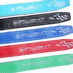 IFLIGHT RZEP MICROFIBER PU STRAP 20x200MM