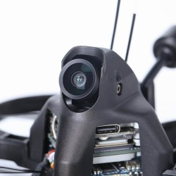 IFLIGHT ALPHA A85 HD BNF DJI kamera, skelp z częściami do drona