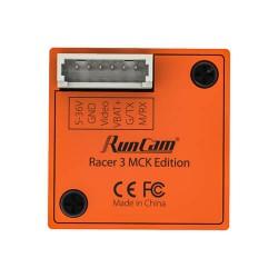 Kamera FPV do drona wyścigowego RunCam Racer 3 Edycja MCK tył