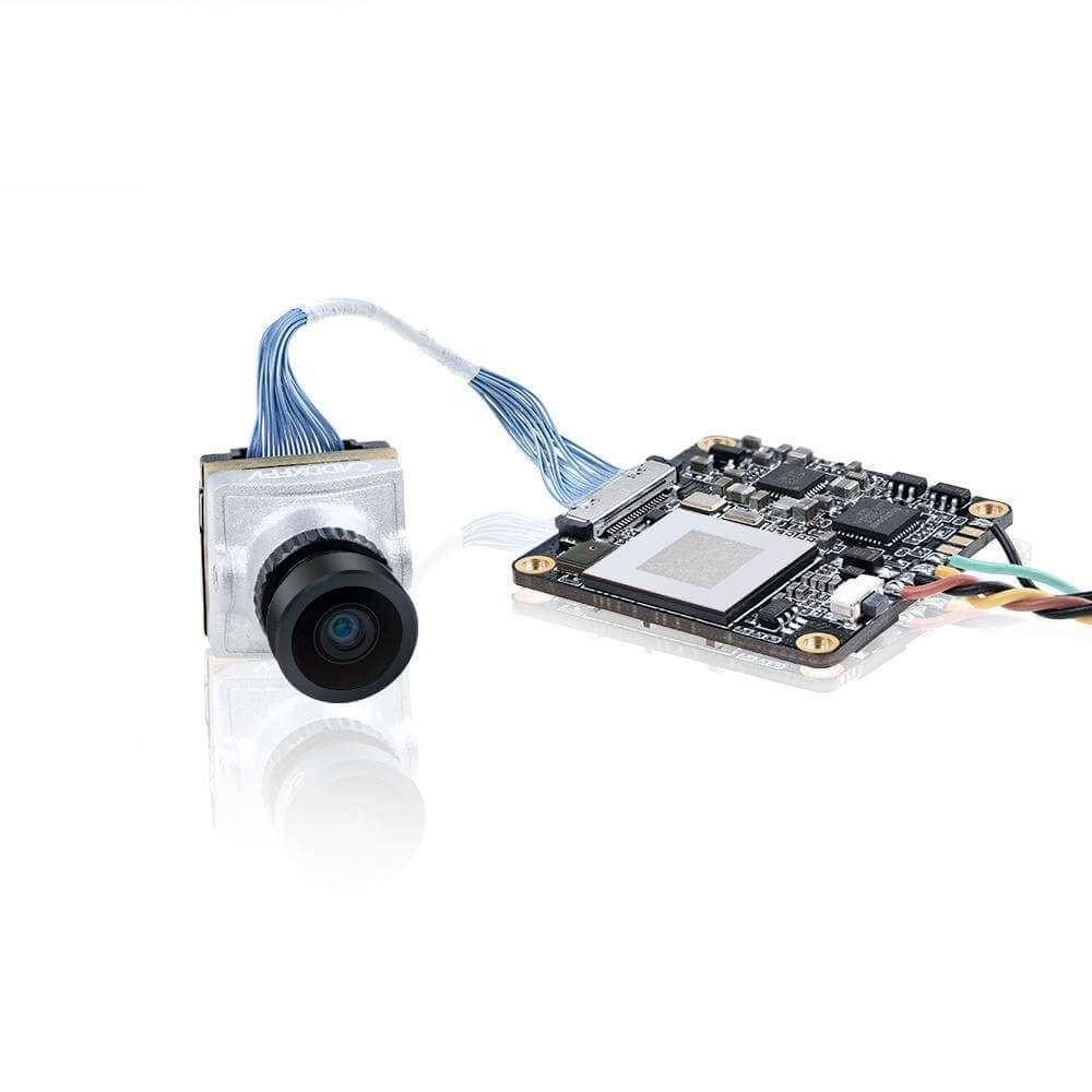 Kamera FPV  do drona Caddx Loris z możliwością tworzenia nagrań w wysokiej jakości 4K