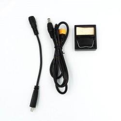 Zestaw kabel zasilający XT60 do lutownicy SEQURE SQ-D60B 60W