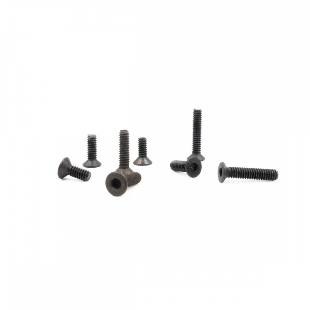 Hex socket countersunk screw M2