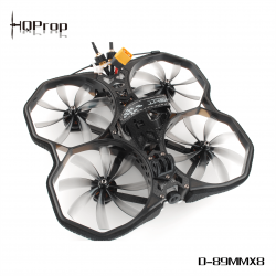 Propellers for FPV drone with 4K camera