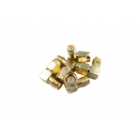 SMA to SMA 90 Degree Adapter for FPV racing drone
