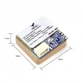FPV drone GPS module