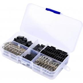Servo Plug Connector Crimp Kit Male/Female for FPV drone
