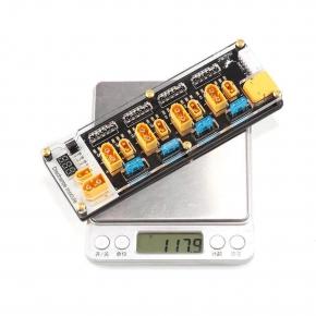 HGLRC Thor Pro rozdzielacz z rozładowywarka Parallel charging board