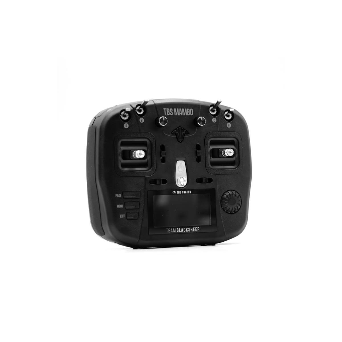 Radio controller for FPV racing drone