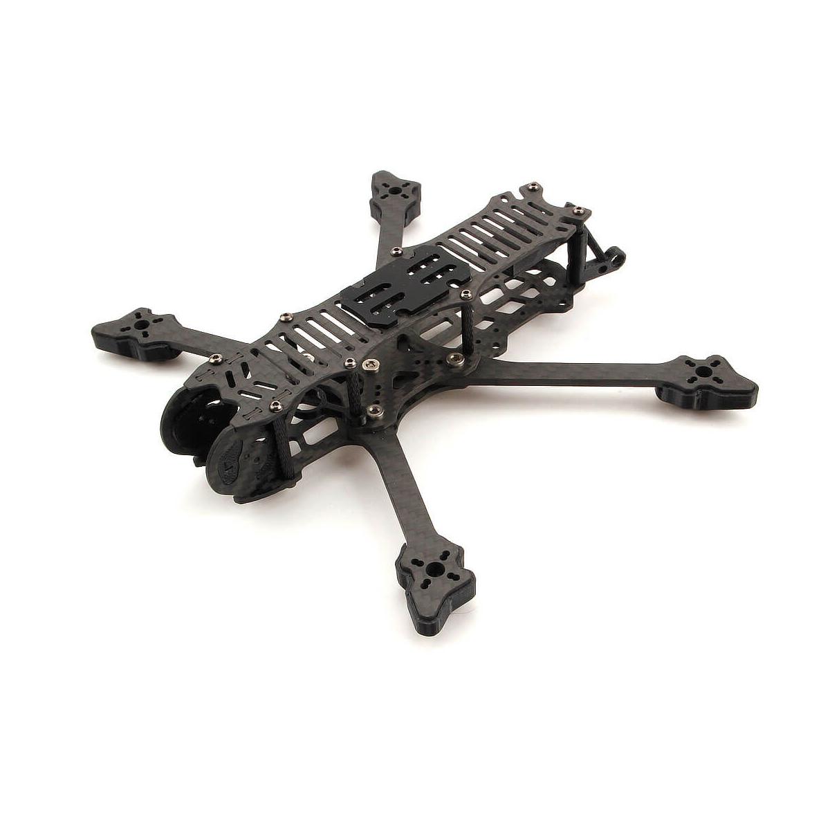 Rama drona wyścigowego FPV z kamerą
