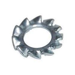 Podkładki sprężyste wachlarzowe 2,2mm 20szt