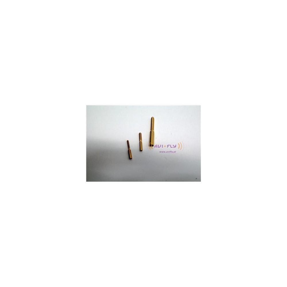 Końcówka bowdena M2,5  fi 2 mm 1szt