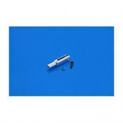 Snap aluminiowy M3 40mm z pinem 2,5mm 2szt slot 2,5mm