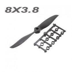 Śmigło EMAX Fast 8x3,8 kompozytowe