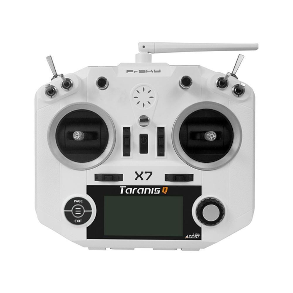 Nadajnik FrSky Q X7 16CH 2,4GHz - biały