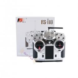 Aparatura FlySky FS-i10 10CH AFHDS + iA10 - telemetria