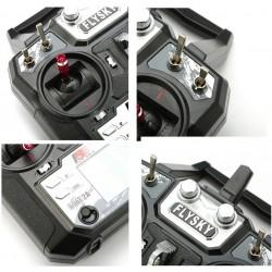 Aparatura FlySky FS-i6X 10CH 2,4GHz Mode 2 + odbiornik FS-iA6B