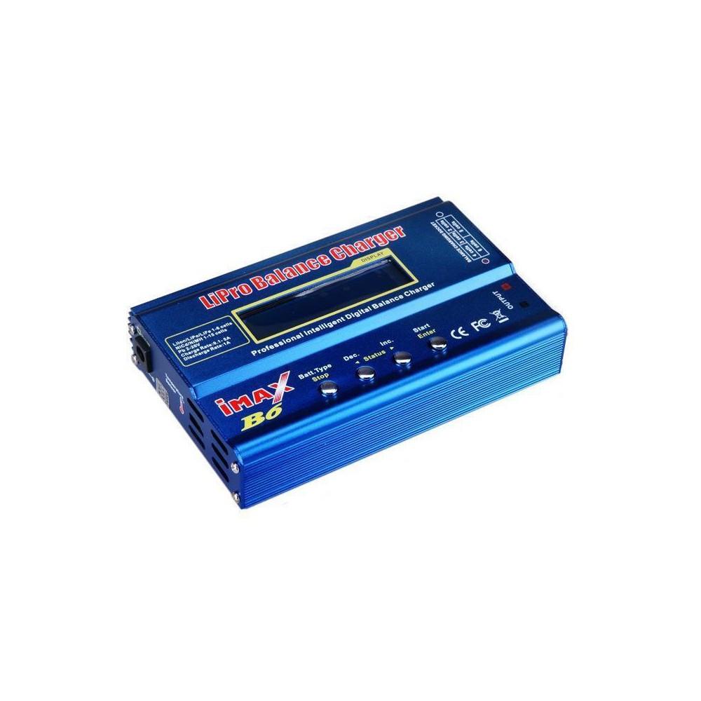 Ładowarka iMAX B6 80W Li-Pol, Li-Fe, Ni-MH
