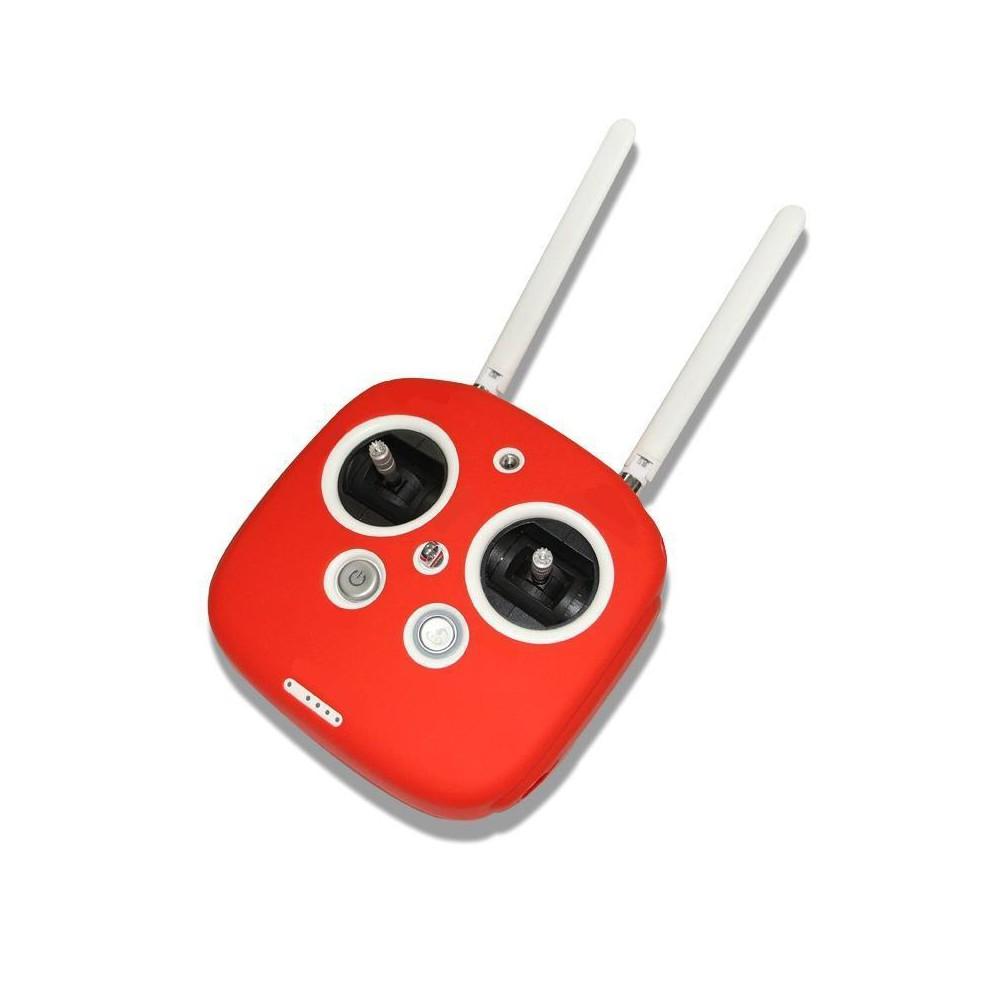Silikonowe Etui dla aparatur DJI Phantom 3 Pro DJI M100 DJI Inspire czerwone