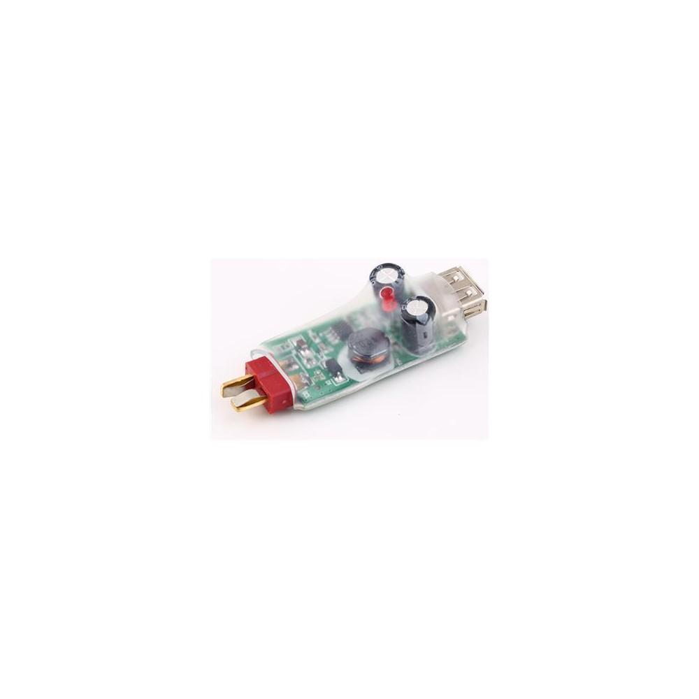 Konwerter 2-6S Lipo na USB - ładowarka USB