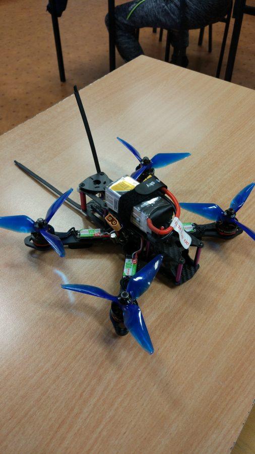 Budowa drona wyścigowego- oczami początkującego